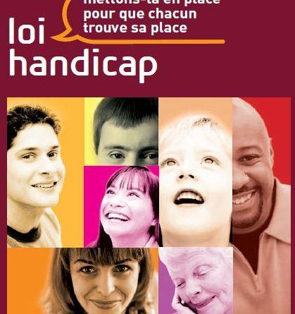 Guide sur la Loi Handicap