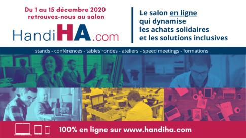 CGI partenaire officiel du Salon HandiHA 2020